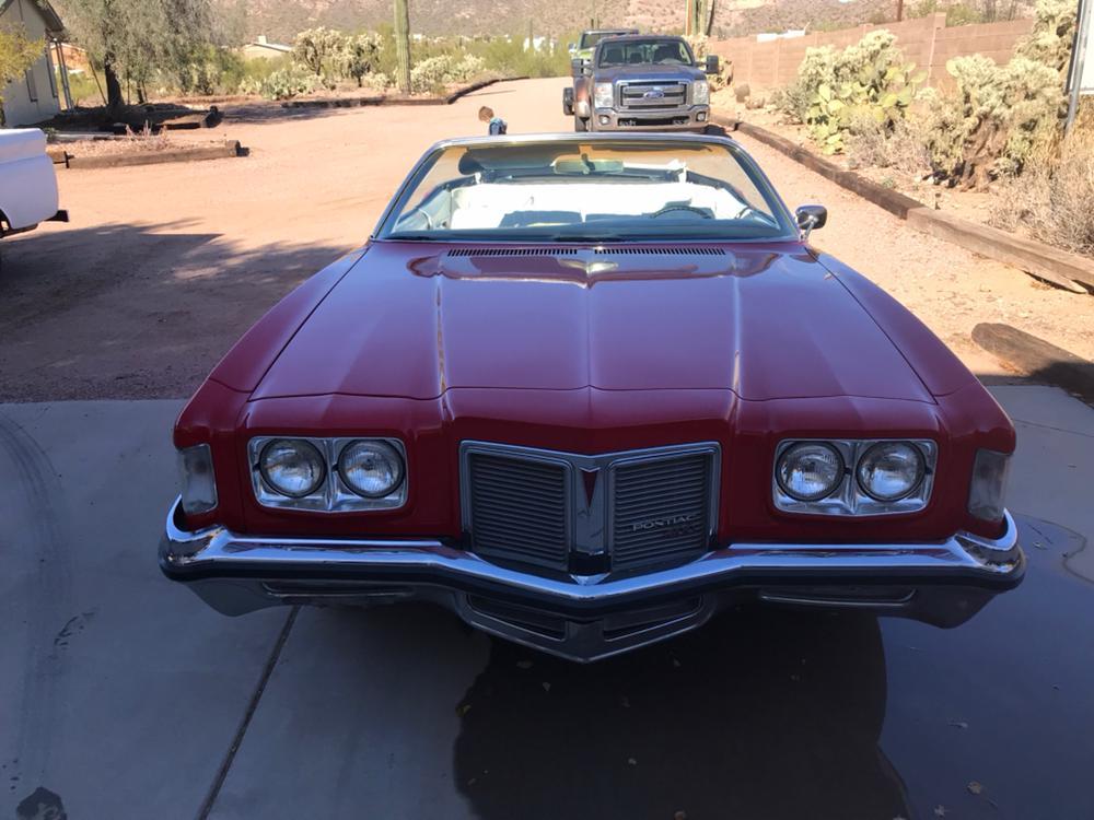 Pontiac Catalina Convertible 1972