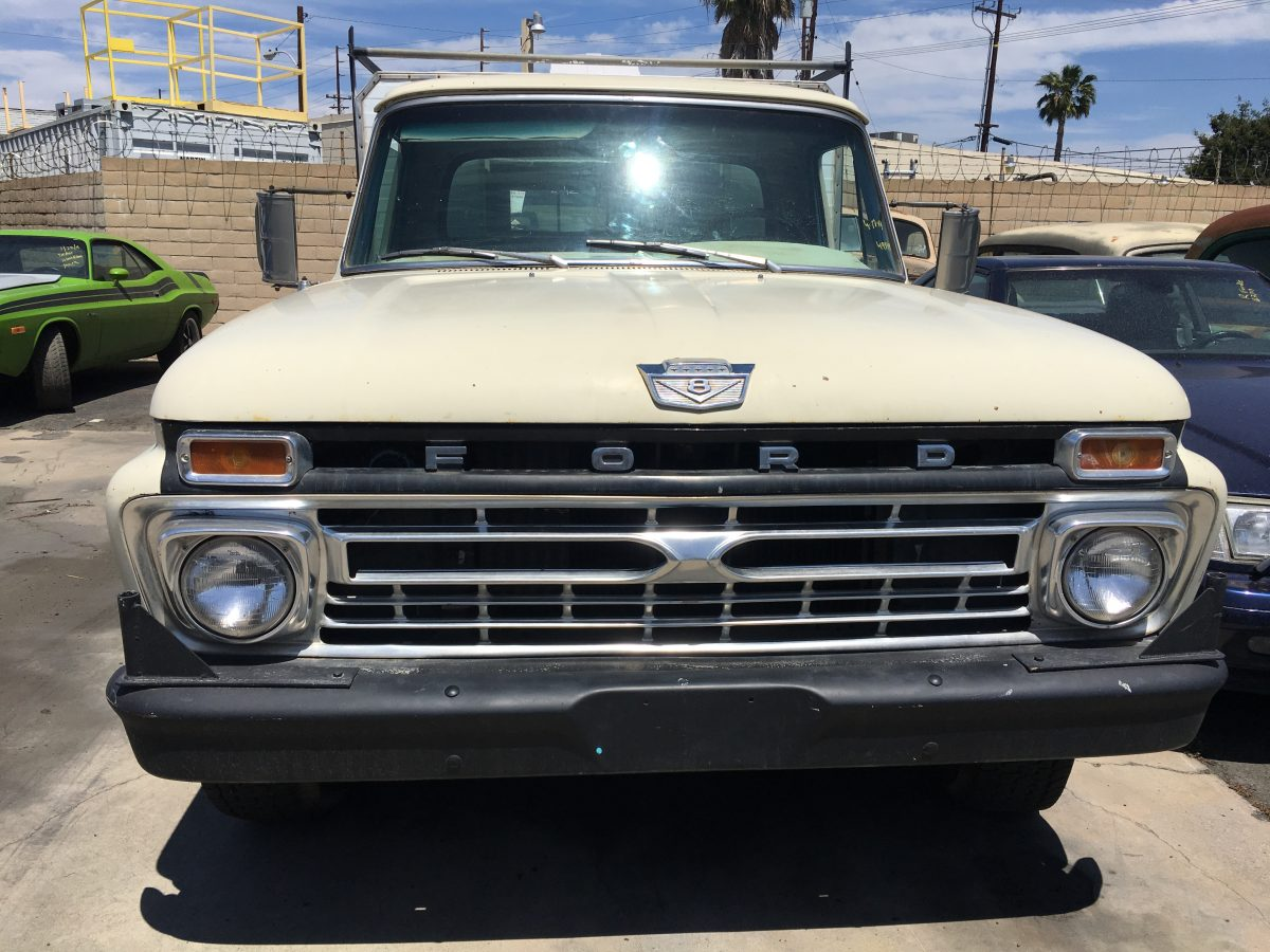 FORD F100 1966  FIRST OWNER TRUCK
